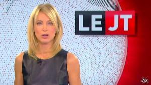 Florence Dauchez dans le JT de Canal Plus - 04/11/11 - 06