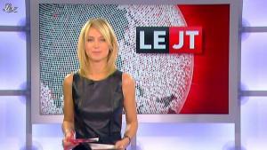 Florence Dauchez dans le JT de Canal Plus - 04/11/11 - 07