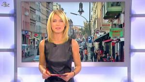 Florence Dauchez dans le JT de Canal Plus - 04/11/11 - 08