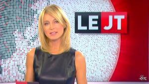 Florence Dauchez dans le JT de Canal Plus - 04/11/11 - 09