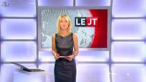 Florence Dauchez dans le JT de Canal Plus - 04/11/11 - 10