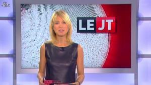 Florence Dauchez dans le JT de Canal Plus - 06/10/11 - 01