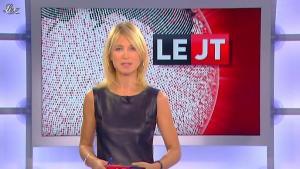 Florence Dauchez dans le JT de Canal Plus - 06/10/11 - 02
