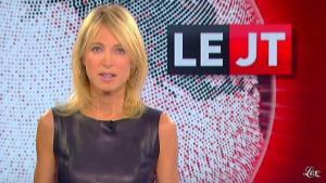 Florence Dauchez dans le JT de Canal Plus - 06/10/11 - 03