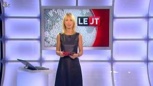 Florence Dauchez dans le JT de Canal Plus - 06/10/11 - 04