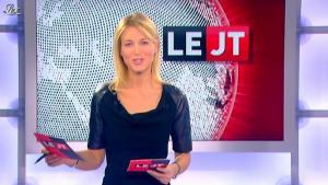 Florence Dauchez dans le JT de Canal Plus - 08/11/11 - 01