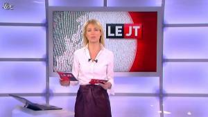 Florence Dauchez dans le JT de Canal Plus - 10/05/12 - 01