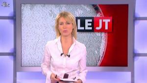 Florence Dauchez dans le JT de Canal Plus - 10/05/12 - 02