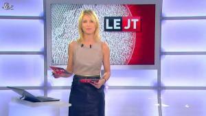 Florence Dauchez dans le JT de Canal Plus - 13/10/11 - 01