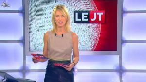 Florence Dauchez dans le JT de Canal Plus - 13/10/11 - 02