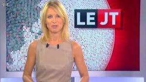 Florence Dauchez dans le JT de Canal Plus - 13/10/11 - 03