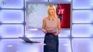 Florence Dauchez dans le JT de Canal Plus - 13/10/11 - 05