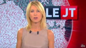 Florence Dauchez dans le JT de Canal Plus - 13/10/11 - 06