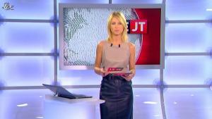 Florence Dauchez dans le JT de Canal Plus - 13/10/11 - 08