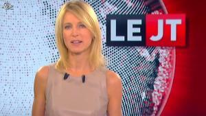Florence Dauchez dans le JT de Canal Plus - 13/10/11 - 09