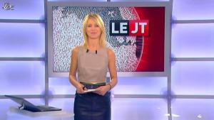 Florence Dauchez dans le JT de Canal Plus - 13/10/11 - 10