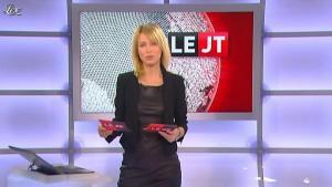 Florence Dauchez dans le JT de Canal Plus - 14/02/12 - 01