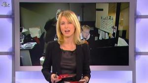 Florence Dauchez dans le JT de Canal Plus - 14/02/12 - 03