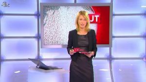 Florence Dauchez dans le JT de Canal Plus - 14/02/12 - 04