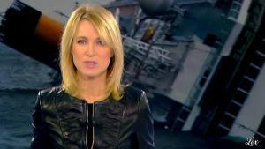 Florence Dauchez dans le JT de Canal Plus - 16/01/12 - 01