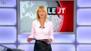 Florence Dauchez dans le JT de Canal Plus - 16/02/12 - 01