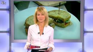 Florence Dauchez dans le JT de Canal Plus - 16/02/12 - 03