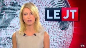 Florence Dauchez dans le JT de Canal Plus - 24/10/11 - 02