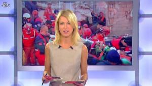 Florence Dauchez dans le JT de Canal Plus - 24/10/11 - 03