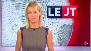 Florence Dauchez dans le JT de Canal Plus - 25/10/11 - 02