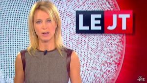 Florence Dauchez dans le JT de Canal Plus - 25/10/11 - 04