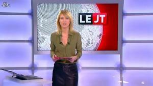 Florence Dauchez dans le JT de Canal Plus - 28/03/12 - 01