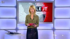 Florence Dauchez dans le JT de Canal Plus - 28/03/12 - 02