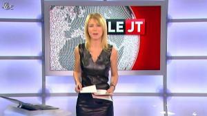 Florence Dauchez dans le JT de Canal Plus - 29/02/12 - 01