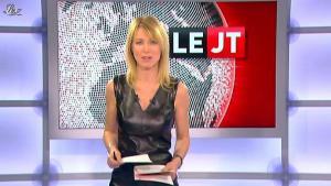 Florence Dauchez dans le JT de Canal Plus - 29/02/12 - 02