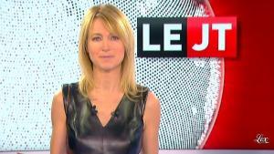 Florence Dauchez dans le JT de Canal Plus - 29/02/12 - 03