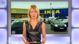 Florence Dauchez dans le JT de Canal Plus - 29/02/12 - 04