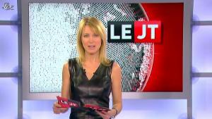 Florence Dauchez dans le JT de Canal Plus - 29/02/12 - 06