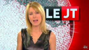 Florence Dauchez dans le JT de Canal Plus - 29/02/12 - 07