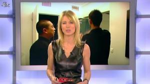 Florence Dauchez dans le JT de Canal Plus - 29/02/12 - 08