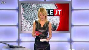 Florence Dauchez dans le JT de Canal Plus - 29/02/12 - 09