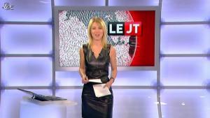 Florence Dauchez dans le JT de Canal Plus - 29/02/12 - 10