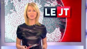 Florence Dauchez dans le JT de Canal Plus - 31/01/12 - 01