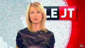 Florence Dauchez dans le JT de Canal Plus - 31/01/12 - 02