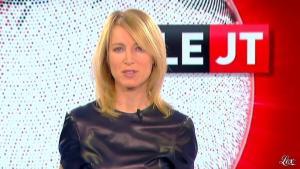 Florence Dauchez dans le JT de Canal Plus - 31/01/12 - 04