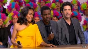 Jada Pinkett-Smith dans le Grand Journal de Canal Plus - 17/05/12 - 17