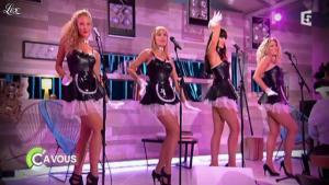 Les Nouvelles Coco Girls dans C à Vousla Suite  - 13/09/11 - 05