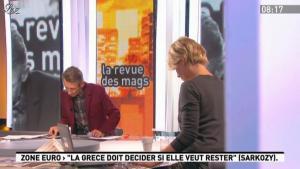 Maïtena Biraben dans la Matinale - 03/11/11 - 04