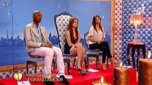 Princesse Alexandra et Doriane dans à la Recherche du Grand Amour - 07/06/10 - 06
