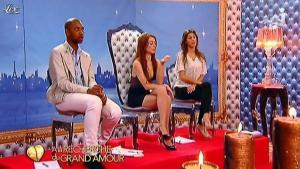 Princesse Alexandra et Doriane dans à la Recherche du Grand Amour - 07/06/10 - 08