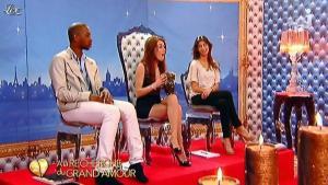 Princesse Alexandra et Doriane dans à la Recherche du Grand Amour - 07/06/10 - 09